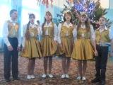 Днепропетровские детки поют мою Новогоднюю песенку))